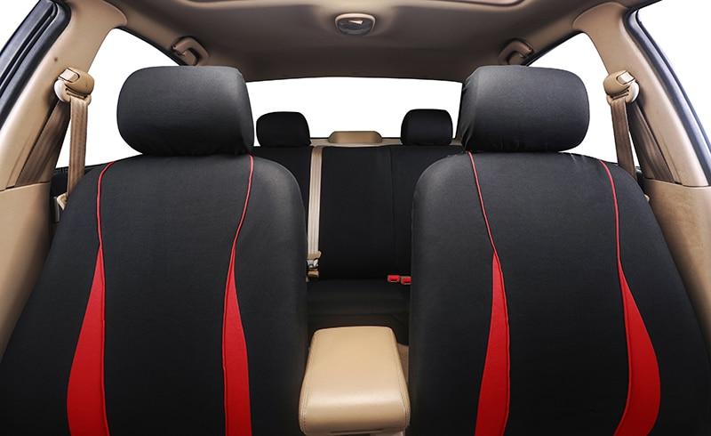 Full Seat Cover Set